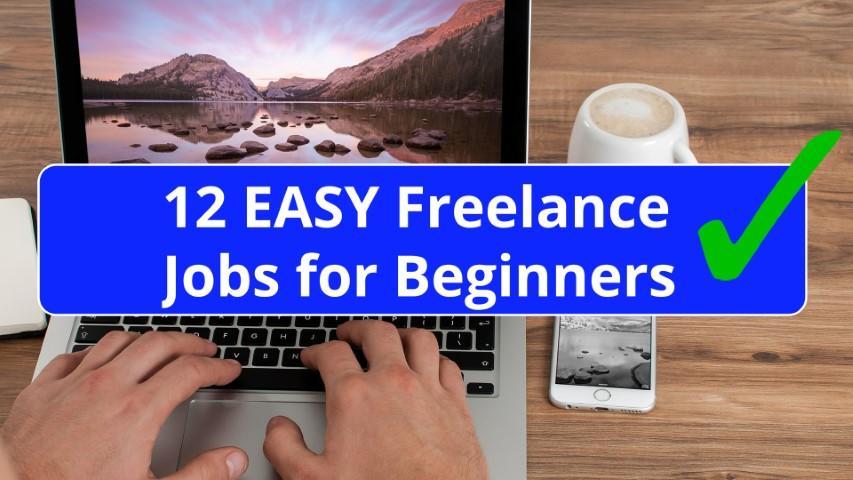 Easy Freelance Jobs for Beginners